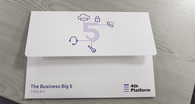 The Business Big 5 Toolkit